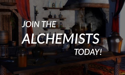 Alchemists: the World Anvil testers — Join them today!