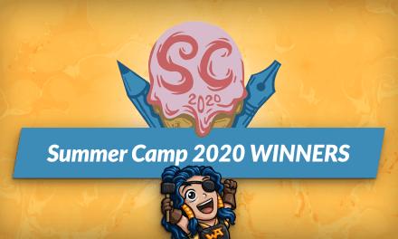 World Anvil Summer Camp 2020 Winners!