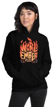 WorldEmber merch hoodie