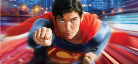 Superman is an epic hero