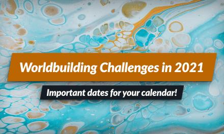 World Anvil Worldbuilding Challenges — 2021 EDITION!