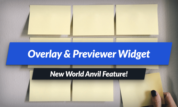 New Feature: Overlay & Previewer Widget