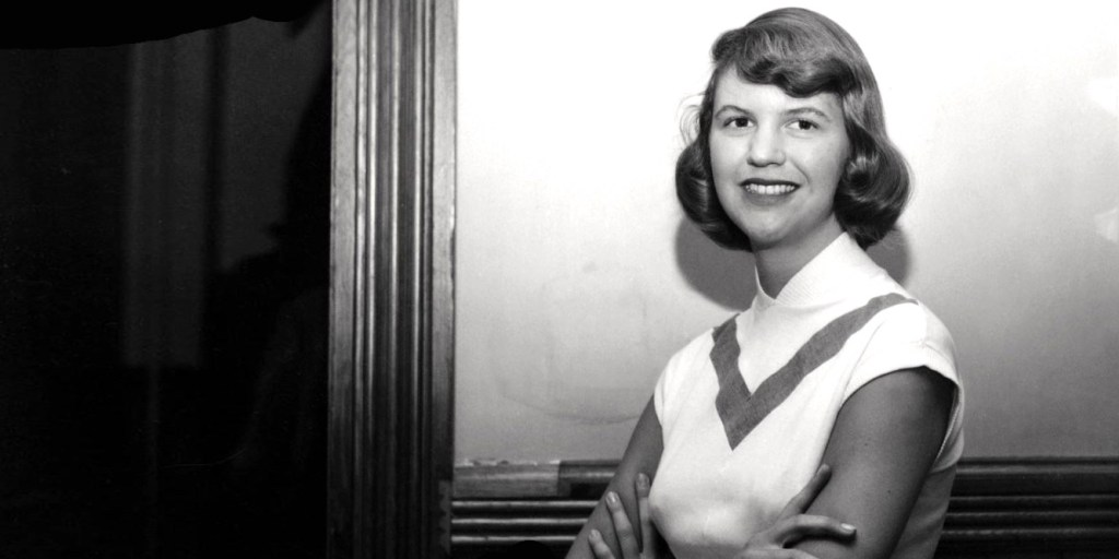 how to end a novel - sylvia plath is the mistress of the ambiguous ending