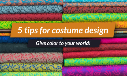 5 tips for creating awesome sci-fi or fantasy outfits!