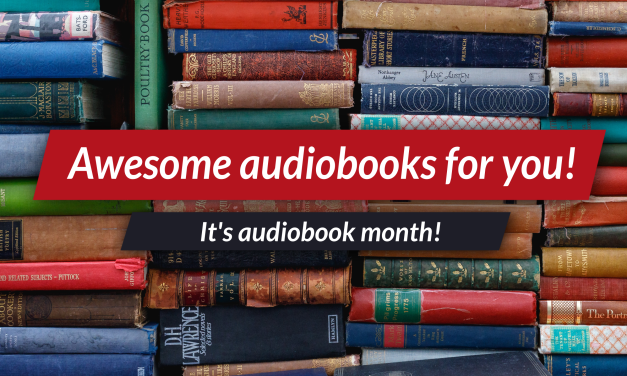 9 amazing audiobooks from the World Anvil community!