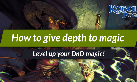 5 tips to shake up your DnD magic