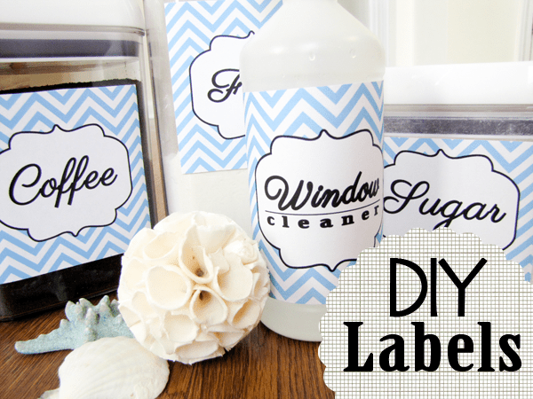 Diy Pantry Amp Cleaning Labels By Newfashionedmom Com Free
