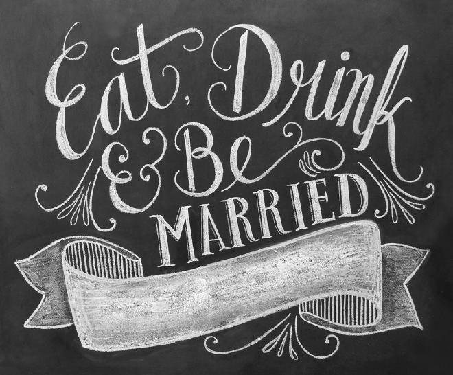 DIY Wedding Printable Rustic Chalk Art Labels Worldlabel Blog