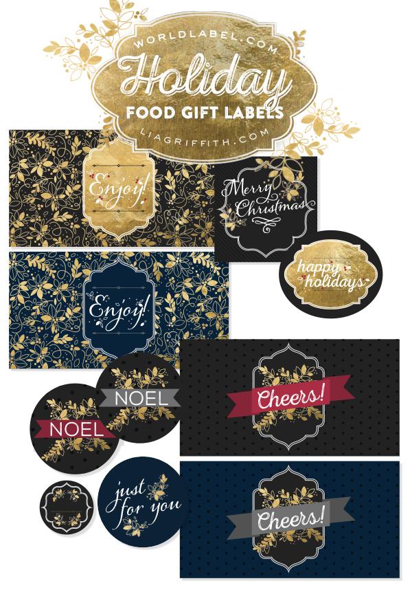 Free Printable Labels Templates Label Design WorldLabel Blog Labels Printables Open