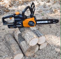 WORX 20V Cordless Pole Saw Chainsaw WG323