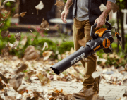 Best Ways to Use Your Cordless Leaf Blower During Summer