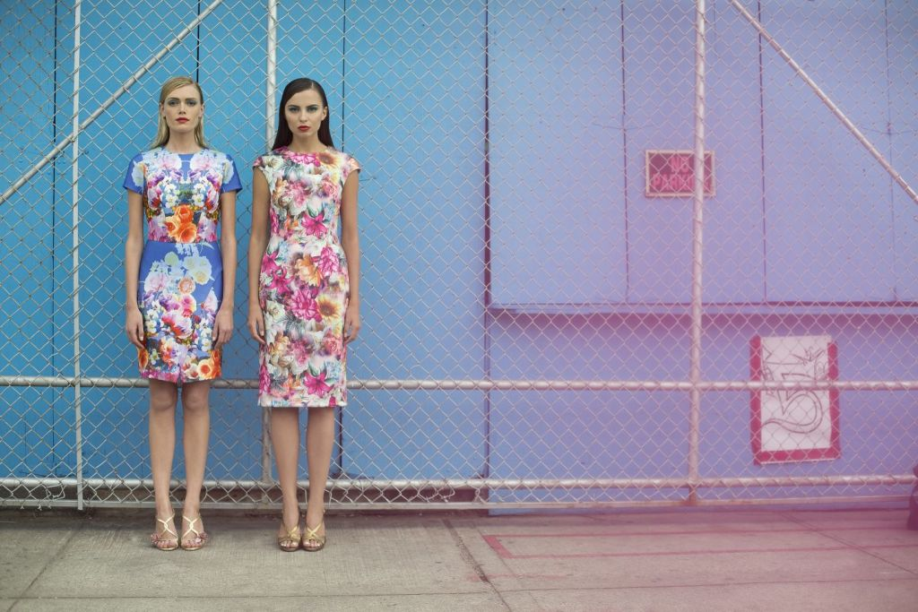Alexia Admor Spring 2016 – Editorial imagery