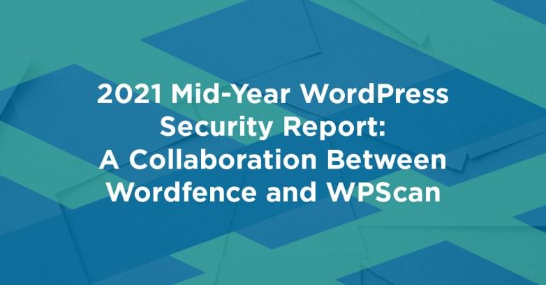 WPScan & Wordfence artboard WordPress security banner