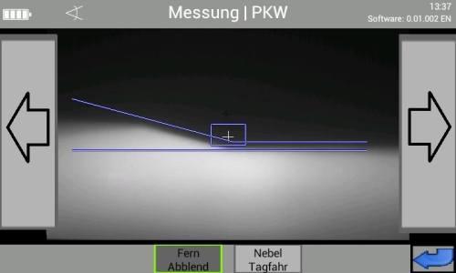 SEG Sherpa Scheinwerfereinstellgerät MECO-SEP-17.0