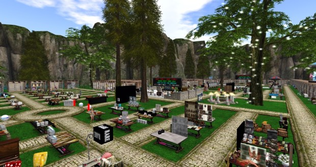 Arcade Gacha Public Yard Sale Extravaganza