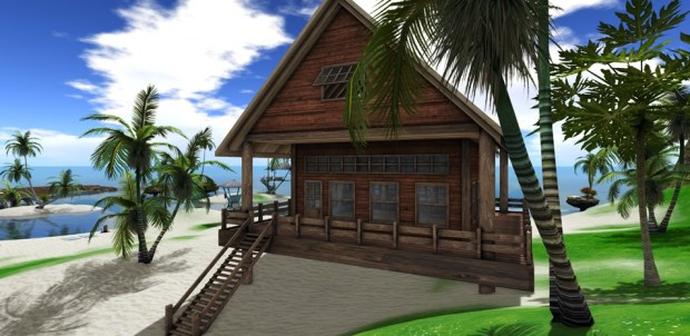 trompe loeil's Treehouse