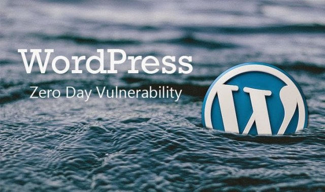 Xgen hosting Wordpress zero day vulnerability protection