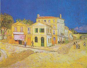 vincent-van-Gogh-la casa gialla