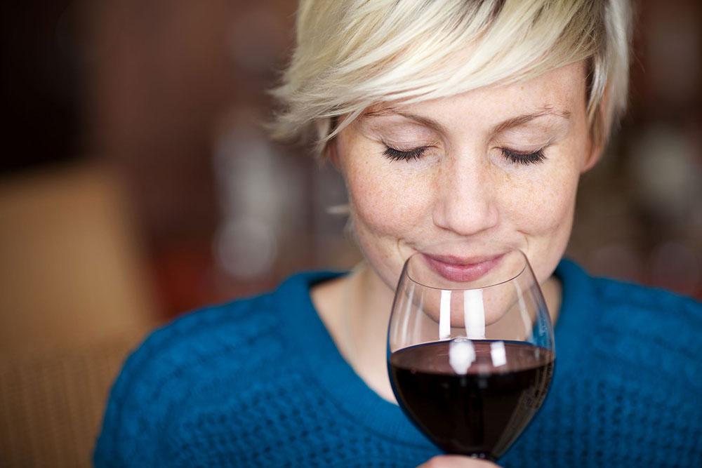come riconoscere un buon vino degustazione