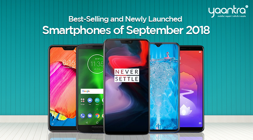 Best-selling Smartphones of 2018