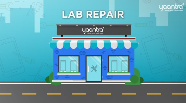 Lab Mobile Repair