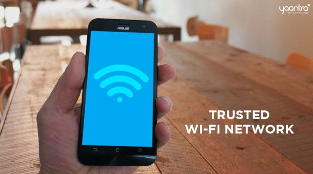 TRUSTED WI-FI NETWORK