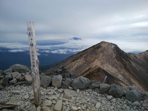 2020.10.07 乗鞍岳