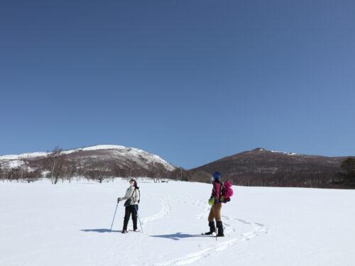 2021/02/20-21 峰ノ原&菅平高原スノーシュー
