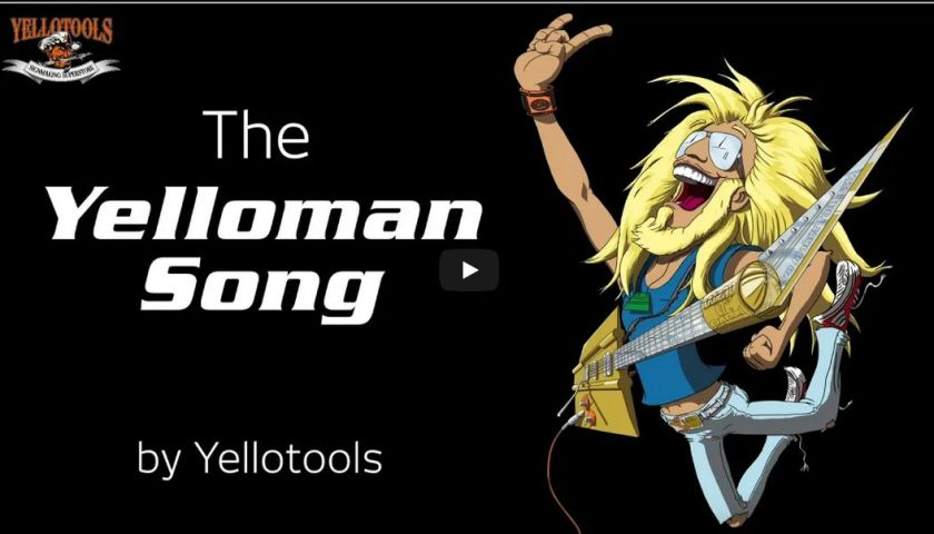 Yelloman-Song by Yellotools