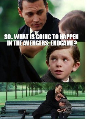 The 101 Best Avengers Endgame Memes