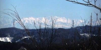 12立山連峰