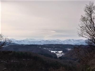 13山並と雲