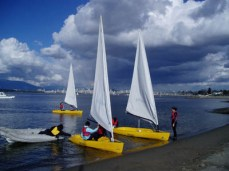 Senior Sailing Club