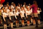 Gr. 7 Choir performs for grandparents