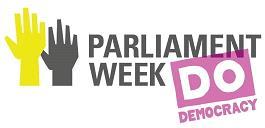 parliament week logo