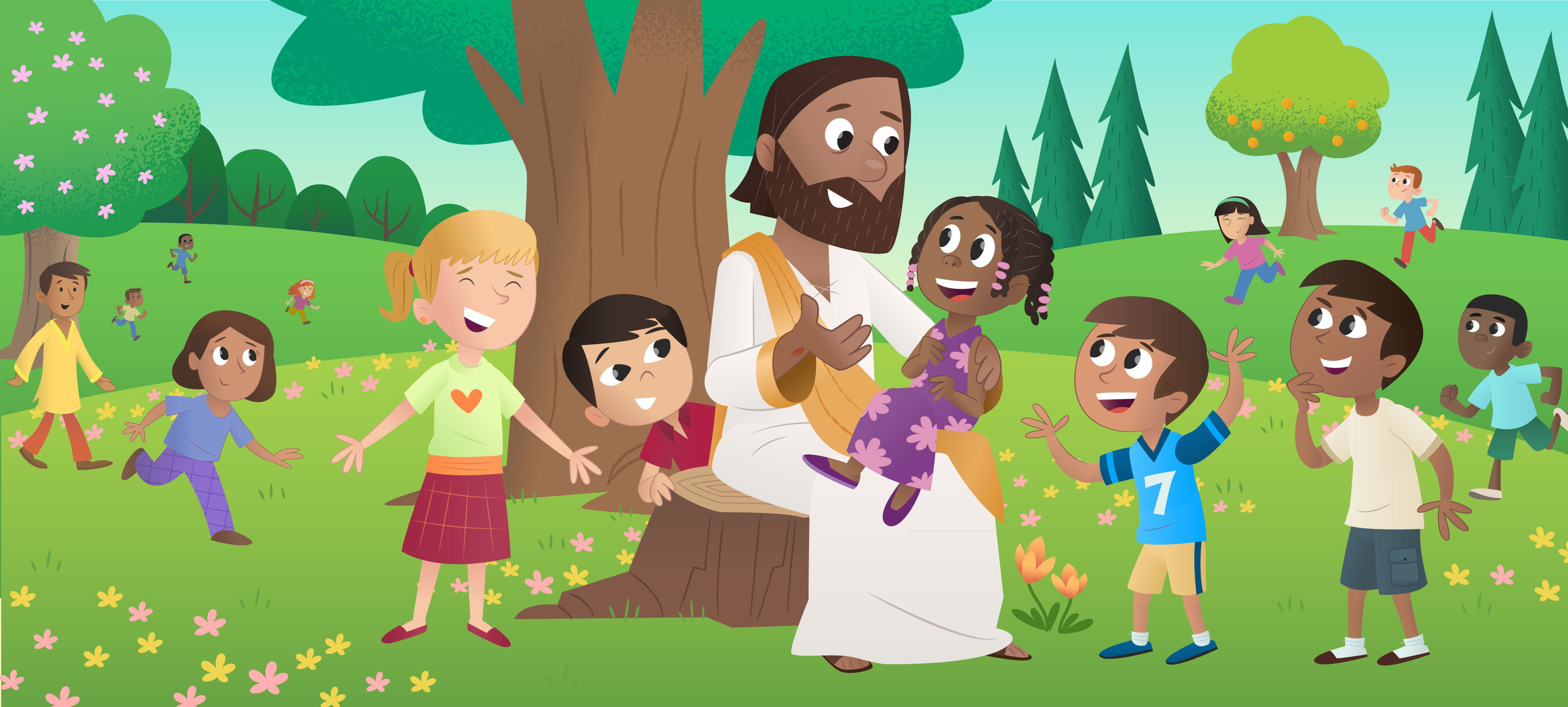 Brand New Bible App For Kids Story God S Good News