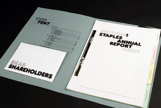 2007 Staples Annual Report