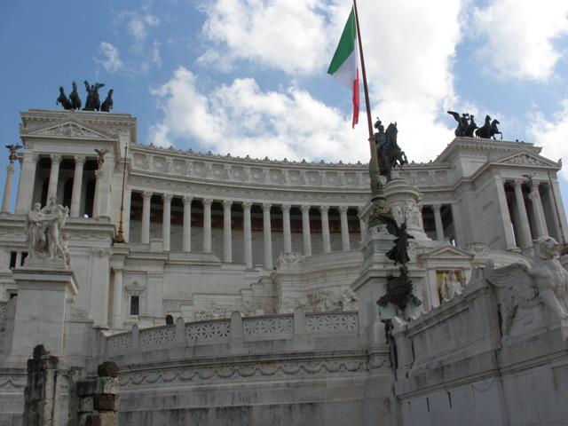 Roma_Monumento Victor Manuel II