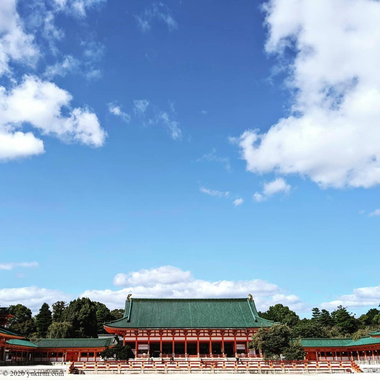 #平安神宮 #kyoto
