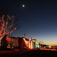 シーサイドのロマンチッククリスマス
