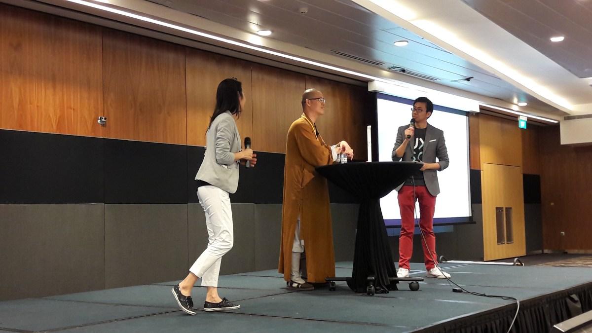 體驗新加坡使用者體驗大會 – UXSG Conference 2016 參與心得