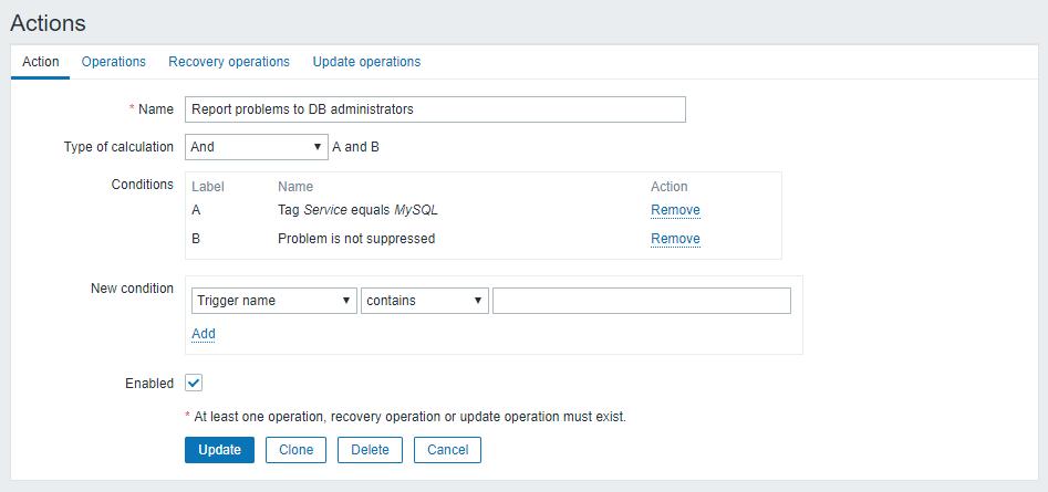 Zabbix 4 2: Template and host-level tags | Zabbix Only