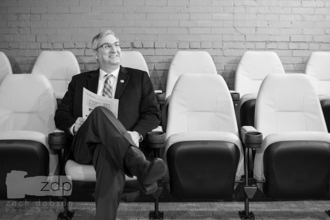 Indiana Governor Eric Holcomb in 2016 when he was Lieutenant Governor.
