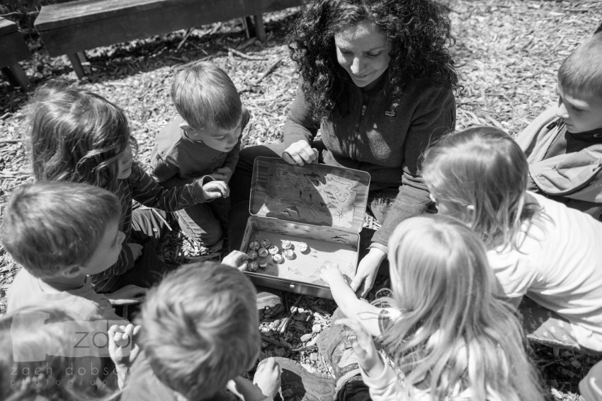 Malkah Bird, Forest kindergarten, Indianapolis cooperative kindergarten