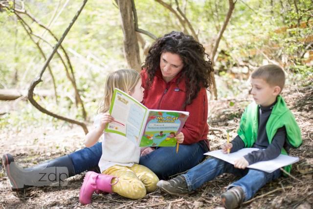 Malkah Bird, Forest kindergarten, Indianapolis cooperative kindergarten