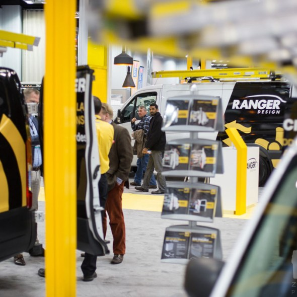 Ranger Design Work Truck Show Indianapolis