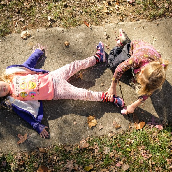 Preschool Kids Playground