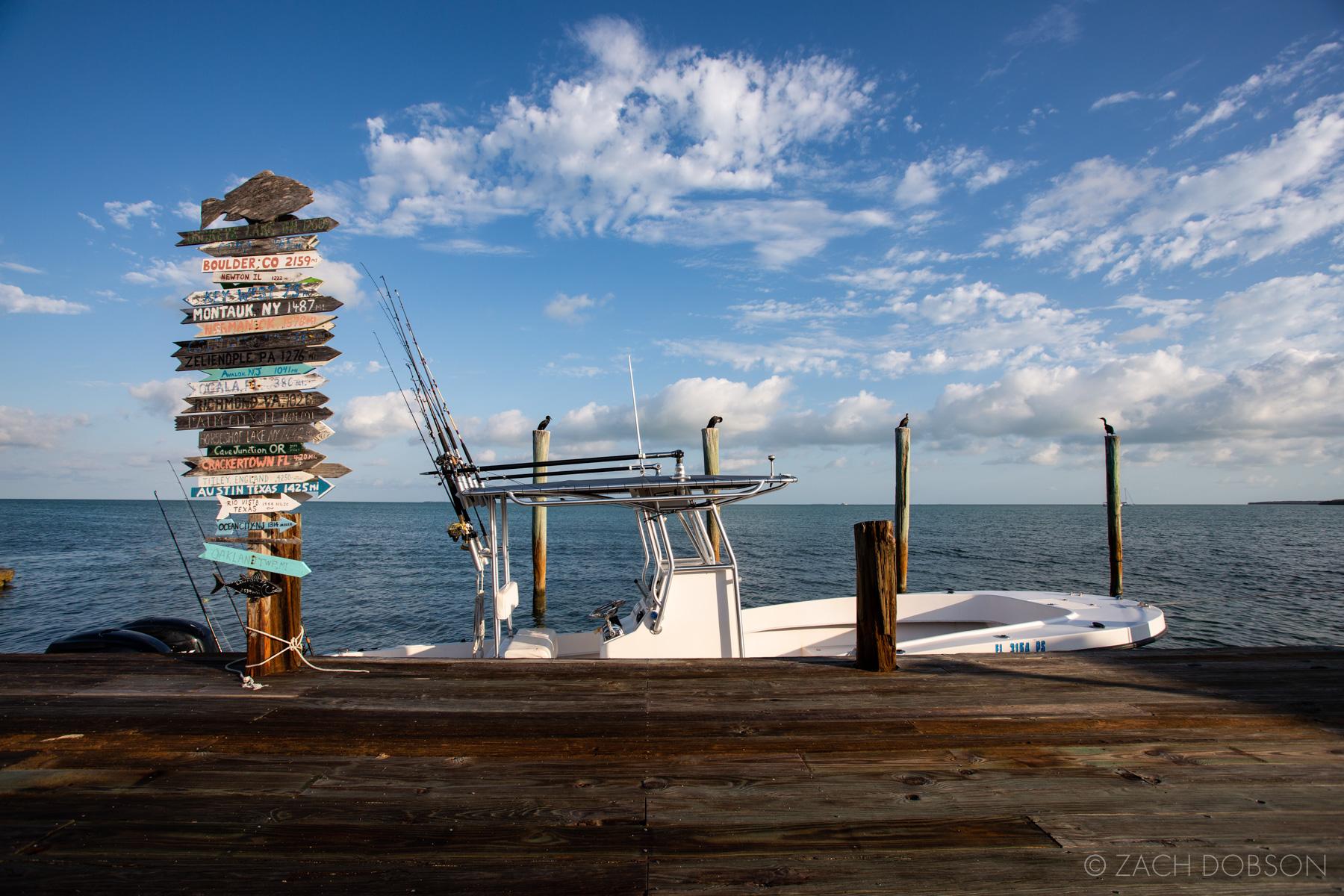 Islamorada-Florida-Keys-Fishing-Boat