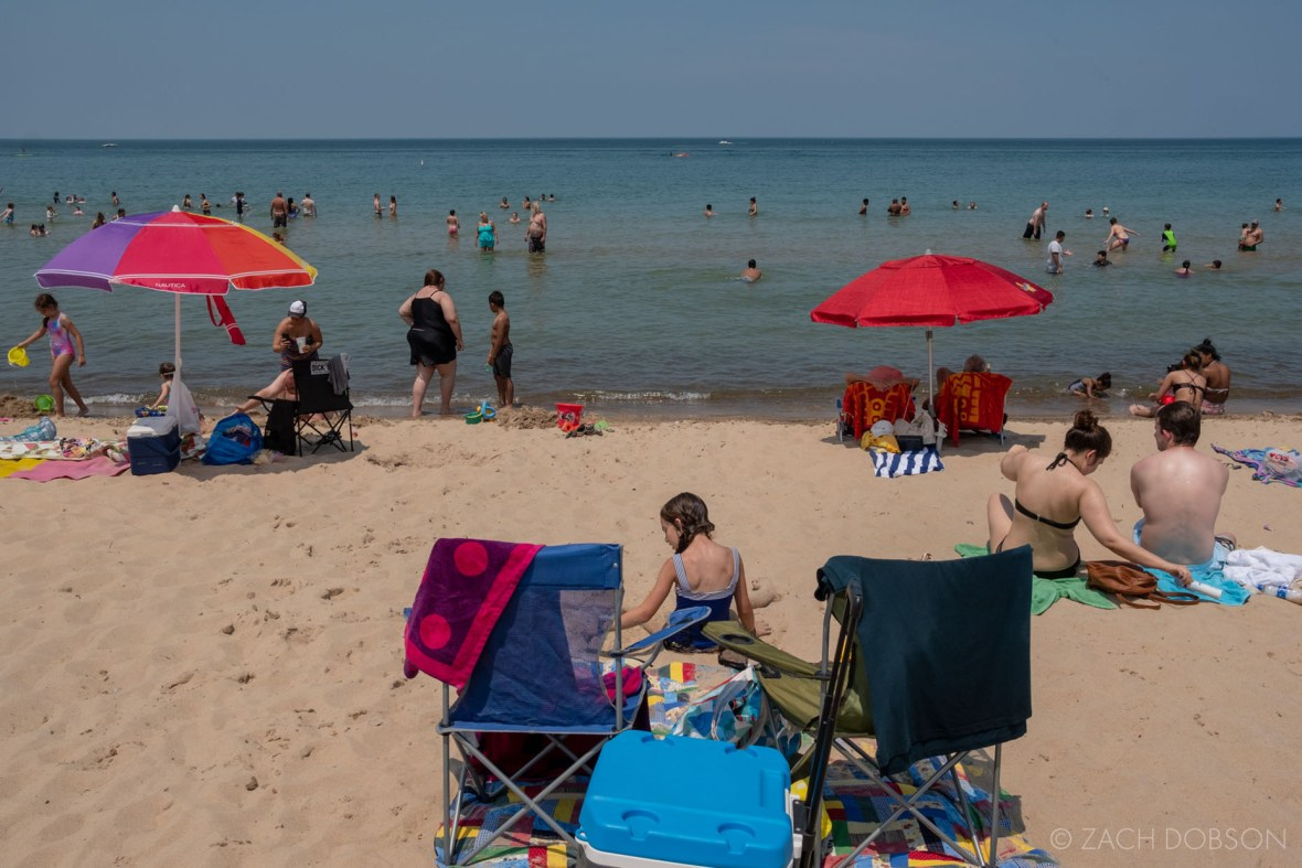 indiana dunes state park beach