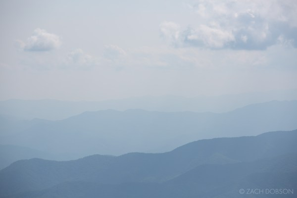 Great Smoky Mountains National Park - Open Edition Prints